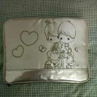 Precious moments tab pouch A4 size