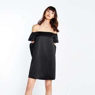 POMELO Off-Shoulder Dress
