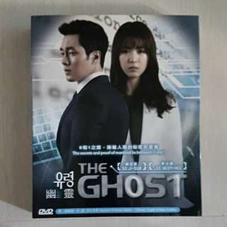 The Ghost (Korean drama DVD)