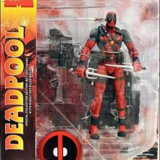 Marvel Diamond Select Deadpool