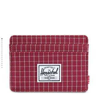 Herschel Charlie Rfid Card Holder