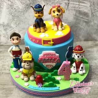 Custom cakes , fondant , birthdaycake