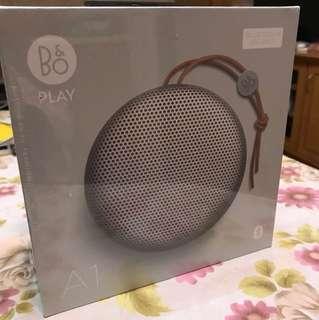 B&O Beoplay A1 全新未開封 銀色