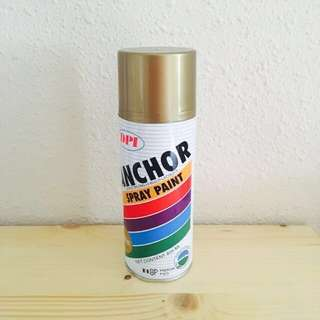 DPI Anchor Premium Gold Spraypaint