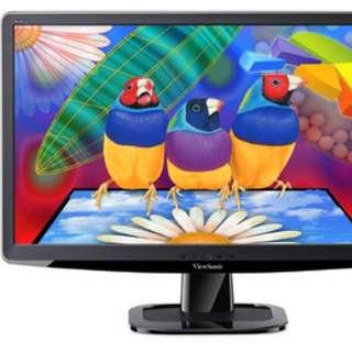 ViewSonic 23 inch IPS monitor