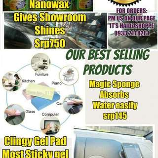 Best Seller Nanowax