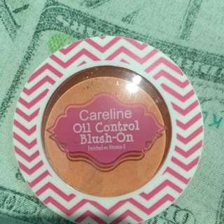 Careline Blush-peachy Glow