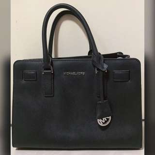 Michael Kors bag 袋 銀扣