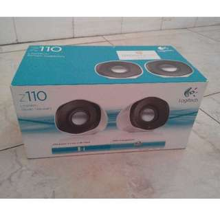 100% AUTHENTIC LOGITECH SPEAKERS