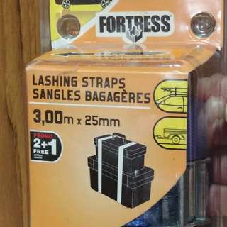 Fortress Lashing Straps