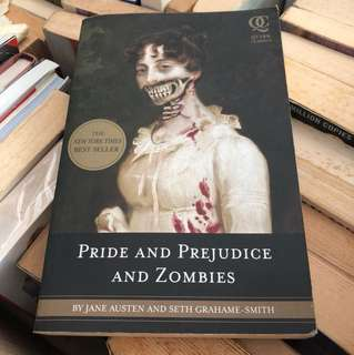 Pride and prejudice and zombie by jane austen and seth smith