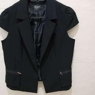 Black Blazer (short sleeve)