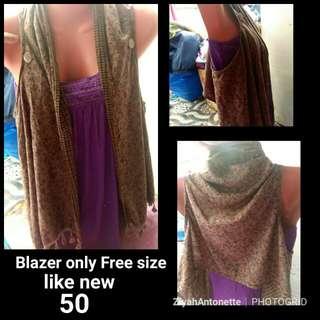 Bolero/Blazer