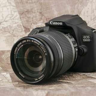 Nikon 1300D bisa Di cicil tanpa kartu kredit