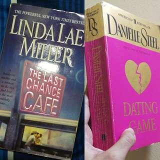 Romance Novels Set