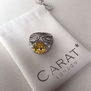 CARAT*London cocktail ring