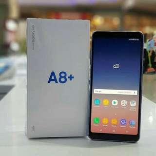 Samsung A8 Plus 2018 Bisa Kredit Tanpa Kartu Kredit