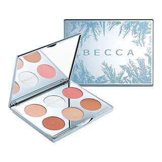 Selling BECCA Après Ski Glow Face Palette Limited Edition