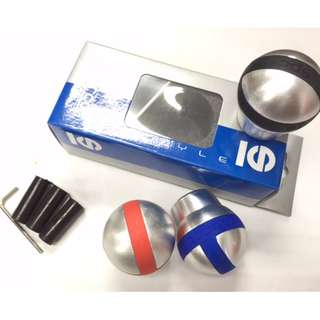 Sparco Gear Knob Progetto Corse Blue/Red/Black model 32781