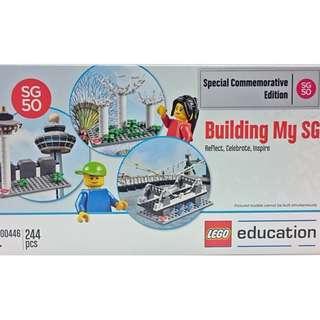 $25- Lego: SG50 Singapore