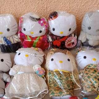 Hello Kitty 12pcs Stuff Toys