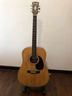 Swing Acoustic Guitar