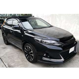 TOYOTA HARRIER 2.0 GS ELEGANCE PANORAMIC ROOF (A) OFFER UNREG 2016