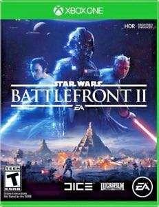 Stars Wars Batllefront II XBOX ONE