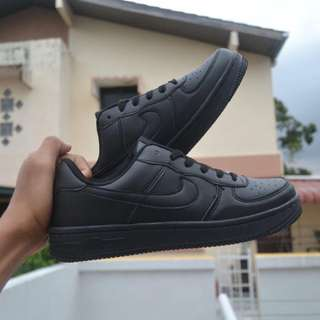 Nike Air Force All Black