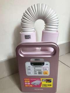 日本IRIS OHYAMA FK-C1多功能除蟎暖被乾燥機