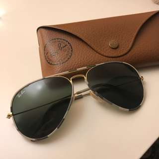 Ray Ban limited edition Camouflage Aviators