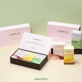 Innisfree VIP Kit Blooming Jeju