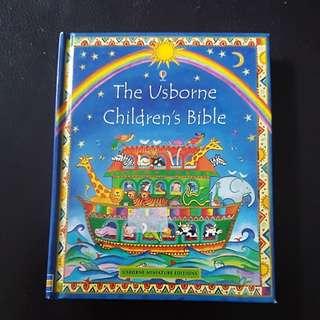 Usborne Children's Bible (Hardcover)