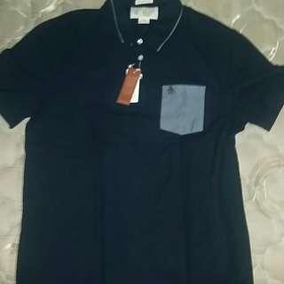 Penguin Polo shirt (dark sapphire)