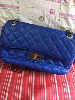 CLUTCH BAG (ROYAL BLUE)