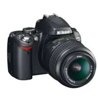 Nikon D 60 camera well maintained in dry cabinet comes with 18-55 lens,Original Box,  battery and spare battery and charger, Nikon Camera bag.