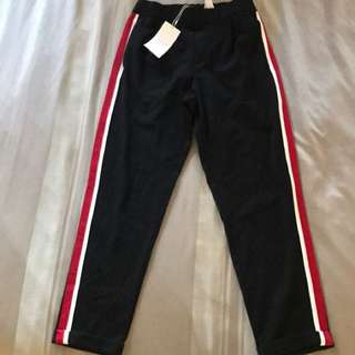 SIDE STRIPE TROUSER