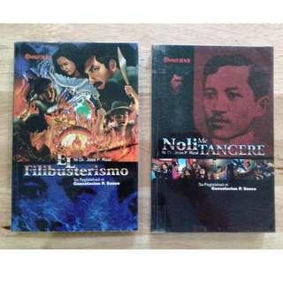 Noli Me Tangere / El Filibusterismo