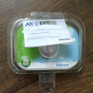 Philips Avent Baby Girl Pacifier