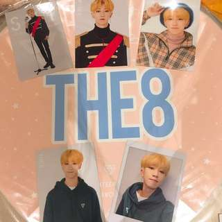 SEVENTEEN Trading Cards Member Sets