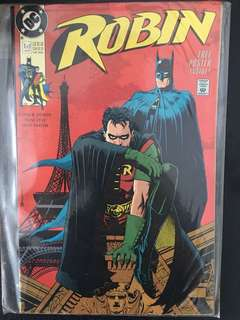 Robin DC Comic (1st Five editions) Mint Condition.