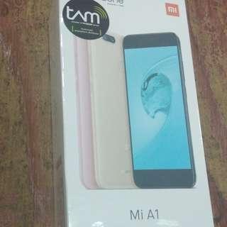 Xiaomi A1 4/64 gransi TAM resmi