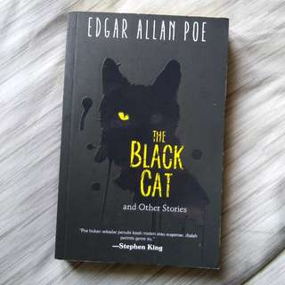 Black Cat and Other Stories by Edgar Allan Poe