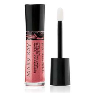 AUTHENTIC Lip Gloss (Pink Luster) Mary Kay