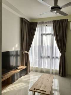 1 tebrau 1 bedroom 621 sqft new condo for sale,8 Mins to JB sentral city square!