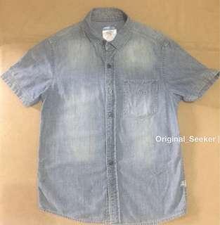 Kemeja Jeans Nyaman Trendy