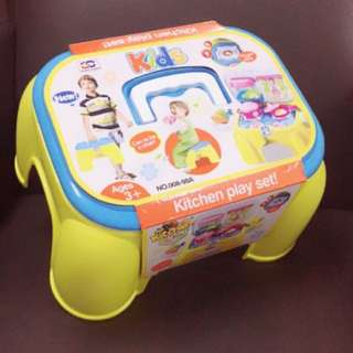 QQ Kitchen play Set (free postage)