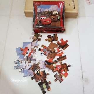 Puzzle Disney Cars 24pc