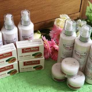 Snow Whitening Cream Thailand