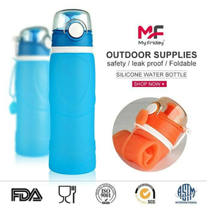 Botol Minum Lipat My Friday collapsible bottle S5 pro - 750 ml
